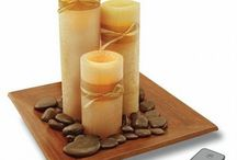 Beautiful candles / Candles.