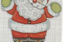 CROSS STITCH: Christmas/winter / by Cathleen Meighan