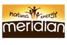 MERIDIAN FOODS / MERIDIAN FOODS - OFFICIAL TRADE SPORTS NUTRITION DISTRIBUTOR  Meridian Foods is available at the lowest trade prices from the UK's Largest Sports Nutrition & Health Food Supplements Distributor Tropicana Wholesale! We are proud to be an Official Trade Supplier for Meridian Foods Natural Nut Butters to gyms, supplement stores and sports nutrition websites across the UK.