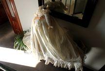 christening apparel    ROPONES DE BAUTIZO / Vestidos de bautizo  http://conmilamoresyseda.blogspot.com.es/