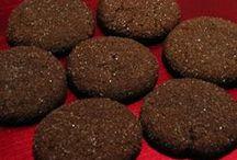My Holiday food / Cranberry Nut Granola Bars Recipes