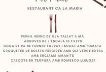 Restaurant Ca la Maria de #Llagostera 2018