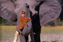 The Young Girl Who's Best Friends with African Wildlife