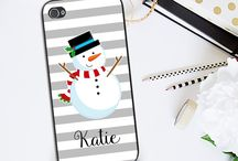 Iphone case winter