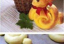 coniglietti di pasta