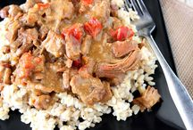 slow cooker receipes / by Colleen Mountford