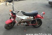 Suzuki RV 50cc / Suzuki RV 50cc Motorbikes