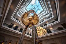 Lobby / Lobby of Prestige Hotel Budapest****Superior