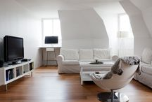 Living Rooms / by Molly de A
