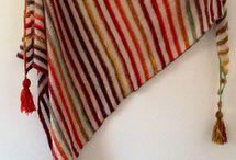 ubrania na drutach