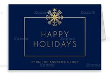 Holiday Greeting Card - Corporate