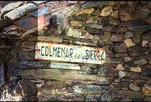Villages - special places - Pueblos