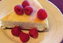 Cheese Cake  / by Tammy Frazier