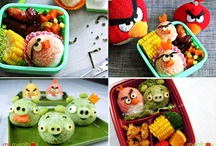 Japanese lunch-boxes