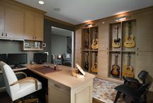 Home Office / Inspiration for the home office