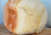 bread machine recipes / by Kim Chramtchenko