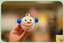 Holiday Crafts / by Tiffany Raab Quisno