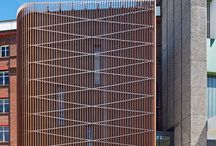Facade / Sreen and shading