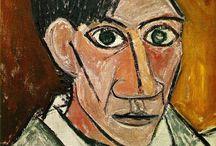 Pablo Picasso / Pablo Ruiz Picasso (Málaga, 25 de octubre de 1881 - Mougins, 8 de abril de 1973) fue un pintor y escultor español y creador del cubismo.