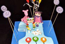 Doğum günü pasta