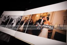 Wedding Albums / Wedding albums by Andrew Fletcher documentary photographer