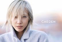 Caeden Linea Headphone Campaign / Caeden Linea Headphone Campaign Images