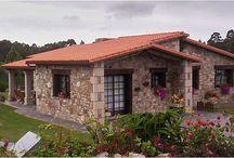 Kamienne domy