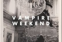 Vampire Weekend / Welcome to my deepest obsession, enjoy.