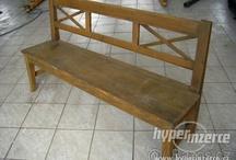 Lavice - bench