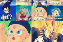 Coisas engraçadas de animes