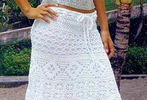 Patrones de falda