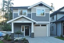 The Alder at Katie's Pond / This 1,386 sq. ft. homes has 3 bedrooms and 3 bathroom with a single car garage.