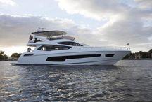 75 ft 2017 Sunseeker Yacht