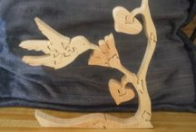 ozdoby - wood