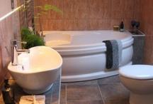 Bathroom ideas  / by Kerry Sanders