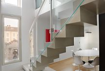 Amazing Staircases / Sculpture staircases for interiors