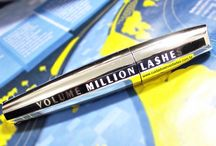 Testei: Máscara de Volume Million Lashes - L'Oréal Paris