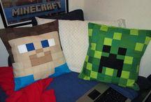 Minecraft Mania / by Amy Hatch