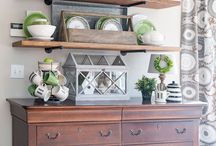 Dining Room Ideas / Dining room, breakfast room, and dining space design inspiration