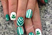 St. Patty's Day Nifty Nails