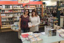 Presentación de la novela Bésame mucho de Raquel García Estruch / Presentación de la novela Bésame mucho de Raquel García Estruch el 21 de noviembre de 2014 en Casa del Libro Alicante