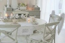 Shabby dining room