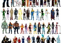 Young Justice/ Justice League