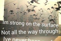 Lyric Quotes <3