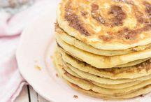 Pancakes und Pfannkuchen Rezepte / Rezepte für Pfannkuchen und Pancakes. Süß und herzhaft.