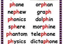 phonics diagraph