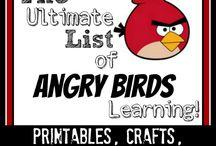 HS - Theme, Angry Birds