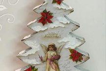 Vánoce-různé dekorace