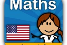 Apps for the US / Fun maths practice on the iPad and iPhone.