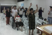 Reunião em Batatais-SP / dia 19/04 reunião da noite